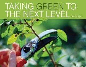 Taking Green to the Next Level