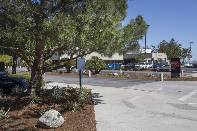 Olive View UCLA Medical Center won first place in the category of Public Works Maintenance.