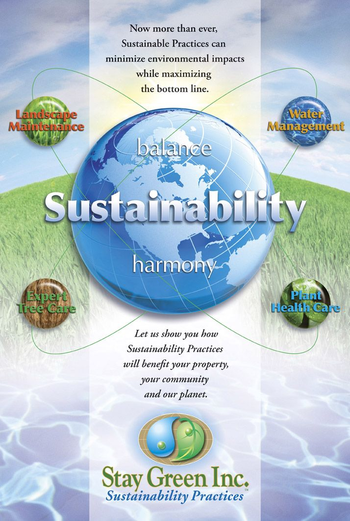 Stay Green Sustainability Practices
