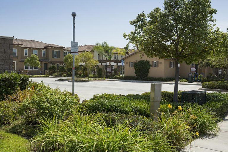 The Villages at Heritage Springs won an Outstanding Achievement Award in the category of Large HOA Maintenance.