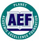 AEF: Planet Academic Excellence Foundation